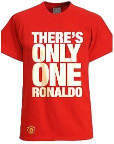 La versión de Cristiano Ronaldo...