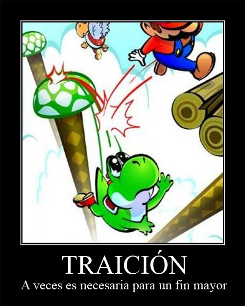 traicion