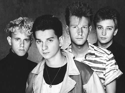 Aquí teníamos a Parchís, en UK a Depeche Mode