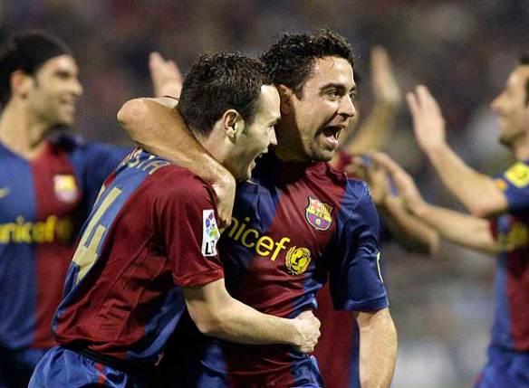 Estos dos maestros son la clave del Barça y la selección