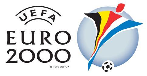 uefa euro 2000 logo